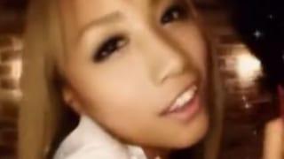 桜りおエッチ動画で黒ギャルRQデカチン中出し3Pファック