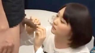 美少女JKの従姉妹がお兄ちゃんと近親セックスするエロ動画