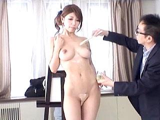 動画 エロ ヌード モデル