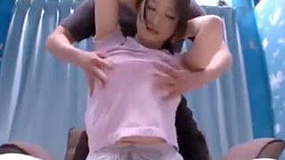ナンパした人妻にマッサージのどさくさでSEXする素人エロ動画