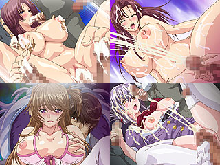 肉欲に堕ちた牝たちと卑猥な輪姦遊戯の肉牝R30って二次エロアニメ