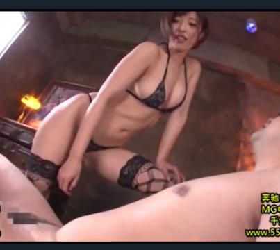 【水野朝陽】美巨乳お姉さんが美尻を打ちつける痴女ファック|おなコレ★シコれるアダルト動画