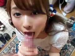 爆乳妻がドキドキ不倫w生活感漂う自宅で寝取られるエロ動画