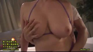 爆乳AV女優の風間ゆみローションSEXマッサージでイキ捲る動画