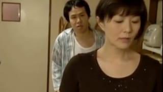 ヘンリー塚本-ED夫の連れ子に襲われいつしか虜になる義母の禁忌なる近親相姦へ発展