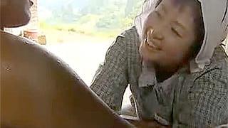 ヘンリー塚本エロ動画で母と長男のSEX中に長女が帰宅し激怒