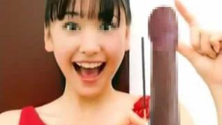 ガッキー激似制服美少女JKと着衣SEXエロ動画【橋本ありな】