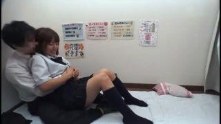 新宿歌舞伎町のJK風俗店で禁止行為をしている女子校生を盗撮したSEX画像