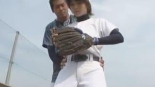 野球部監督が女子校生選手にデカチンでセクハラするSEX動画