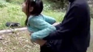 【美少女レイプ】帰宅途中の少女を狙い犯しまくる鬼畜レイプ動画