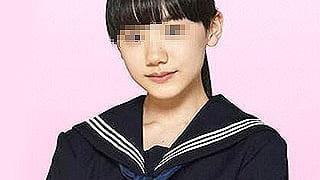 芦田愛菜激似のロリっ娘JCをスマホハメ撮りしたやばいSEX動画