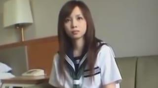 素人娘の制服JKを強制SEXし捲るエロ動画でパコられっぱです