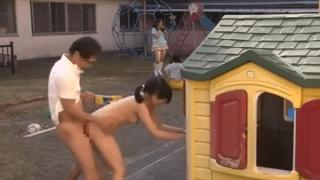 ある児童施設で実際に起こった職員によるJC少女への性的虐待を再現した鬼畜レイプ動画