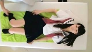 セーラー服姿の美少女JKにエロマッサージから激パコSEX動画