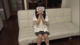 募金活動でマンコもアナルも撮影OKな激カワJKの個人撮影SEX動画