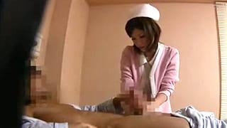 病院パワハラ隠し撮り可愛い看護師に勃起ちんぽ見せハメたエロ動画